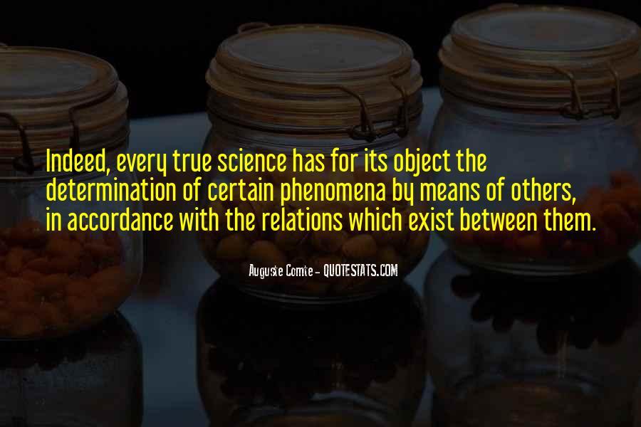 Auguste Comte Sayings #410592