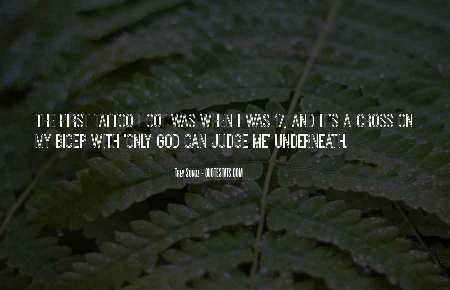 Bicep Tattoo Sayings #49813