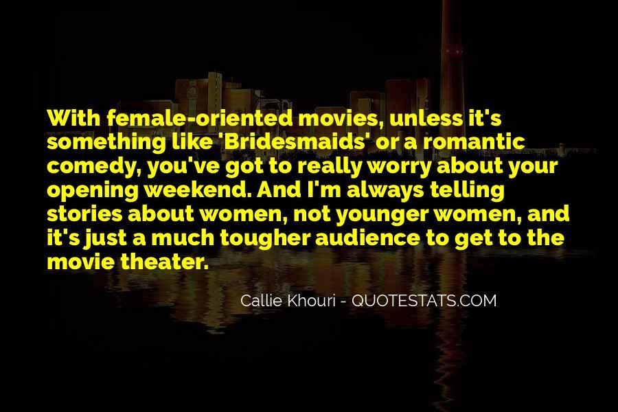 Bridesmaids Movie Sayings #1681030