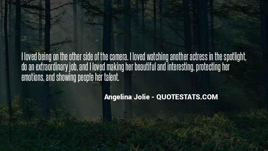 Quotes About Showing Emotions #61068
