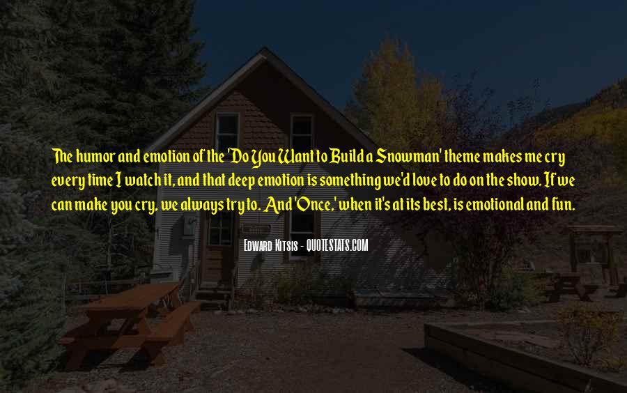 Deep Emotional Love Sayings #28123