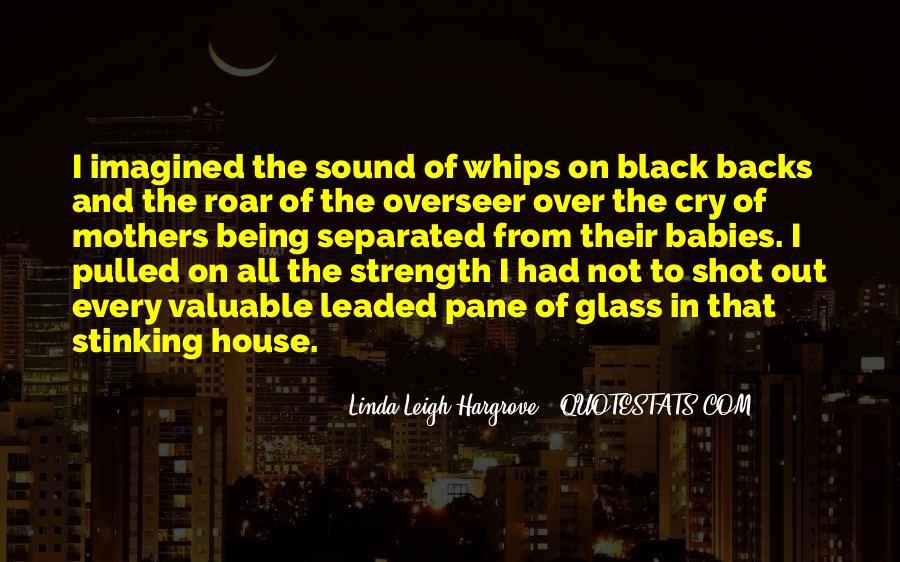 Glass House Sayings #1008918