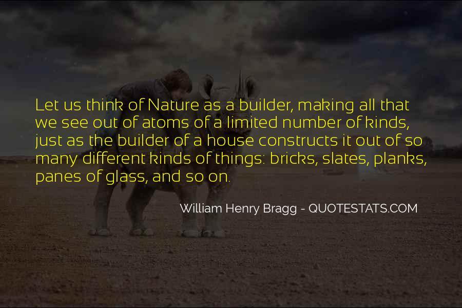 Glass House Sayings #1491394