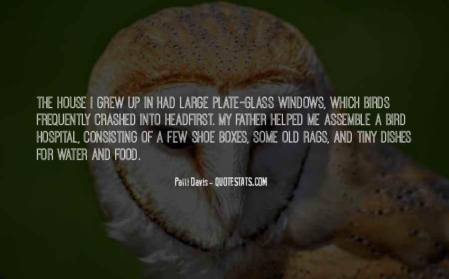 Glass House Sayings #1707743