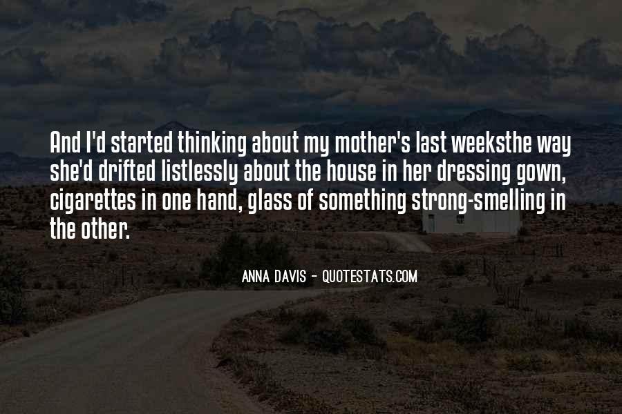 Glass House Sayings #408515