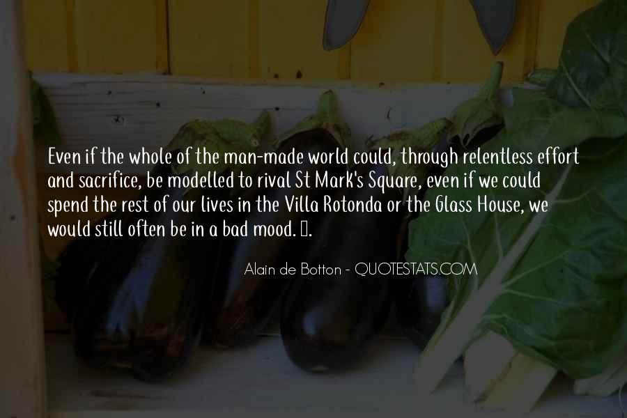Glass House Sayings #509501