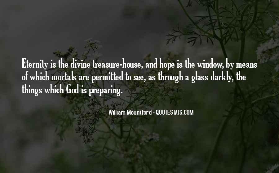 Glass House Sayings #578721