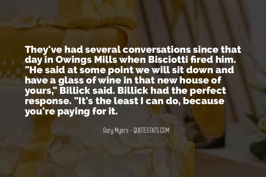 Glass House Sayings #785919