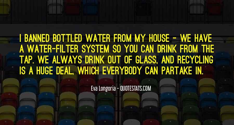 Glass House Sayings #925278