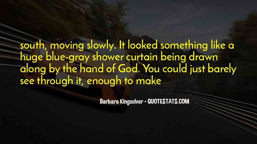 Hand Of God Sayings #168452