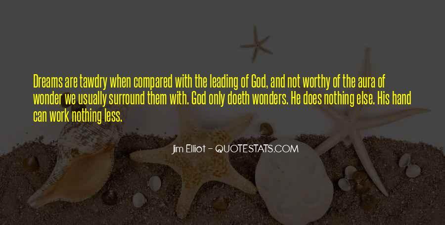 Hand Of God Sayings #172306