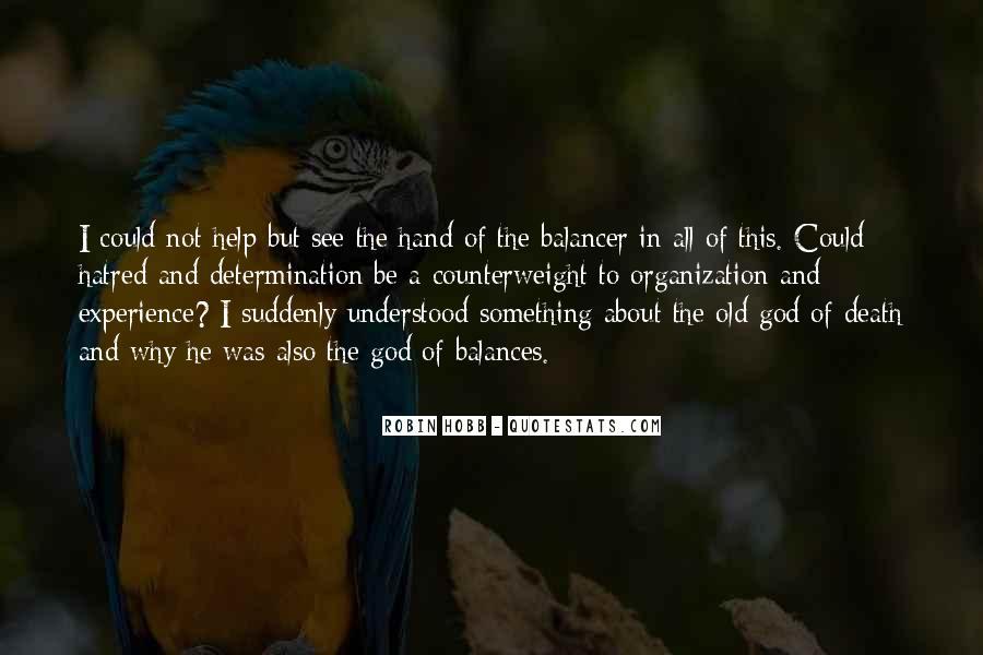 Hand Of God Sayings #185903