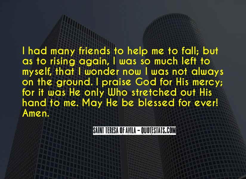Hand Of God Sayings #204136