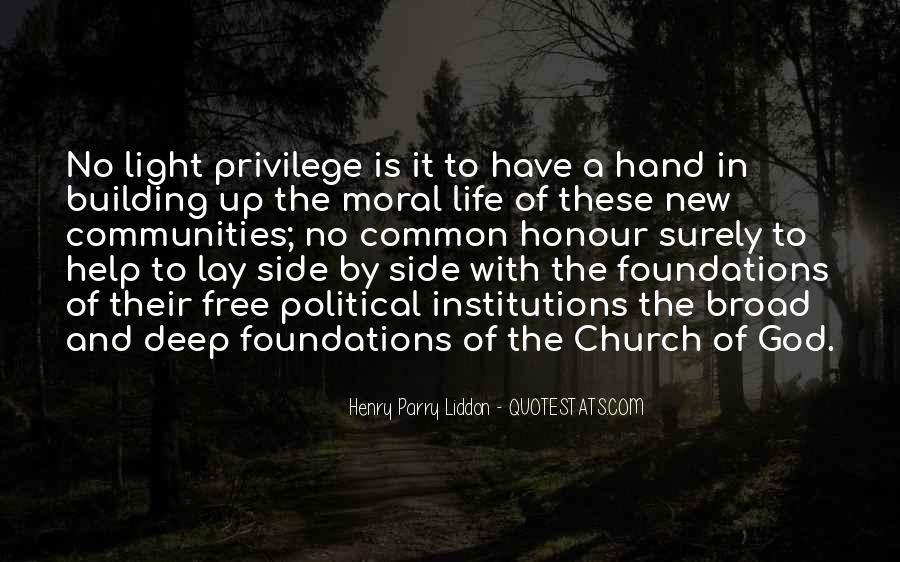 Hand Of God Sayings #283341