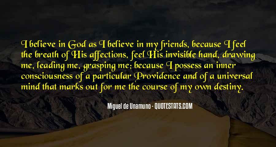 Hand Of God Sayings #298650