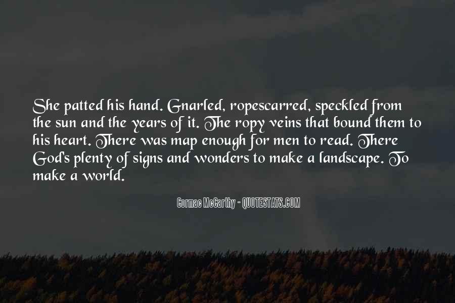 Hand Of God Sayings #304289