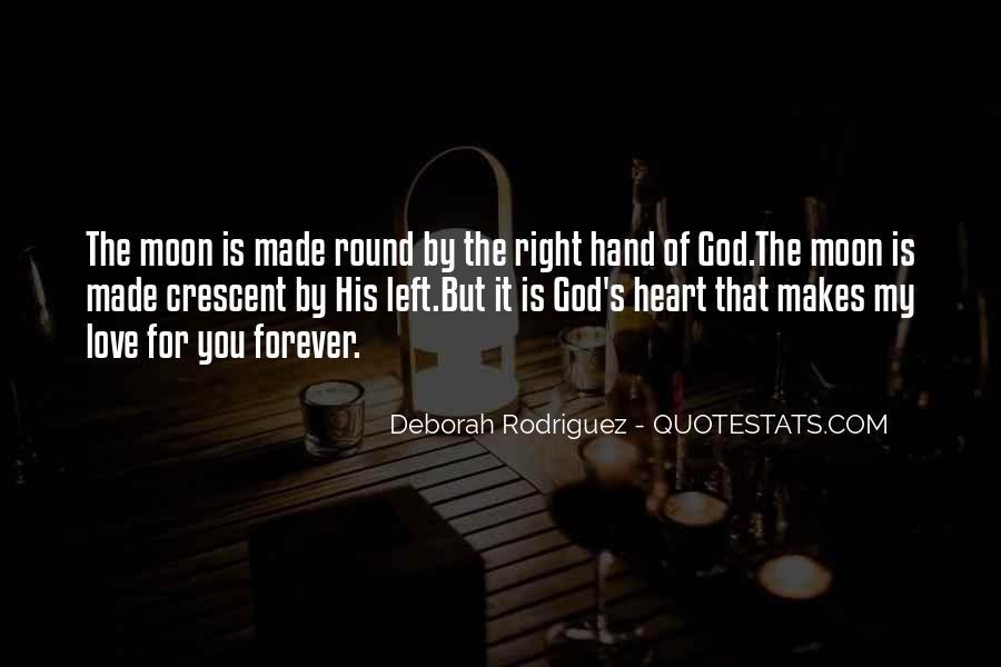 Hand Of God Sayings #315463
