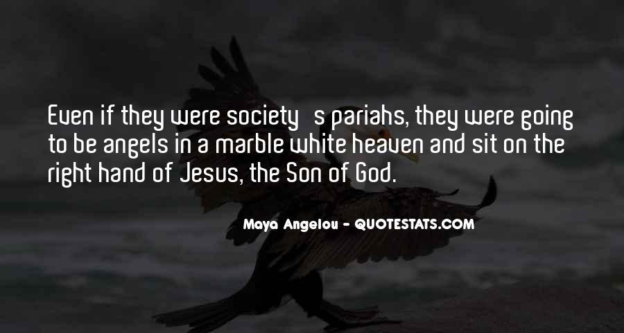 Hand Of God Sayings #321993