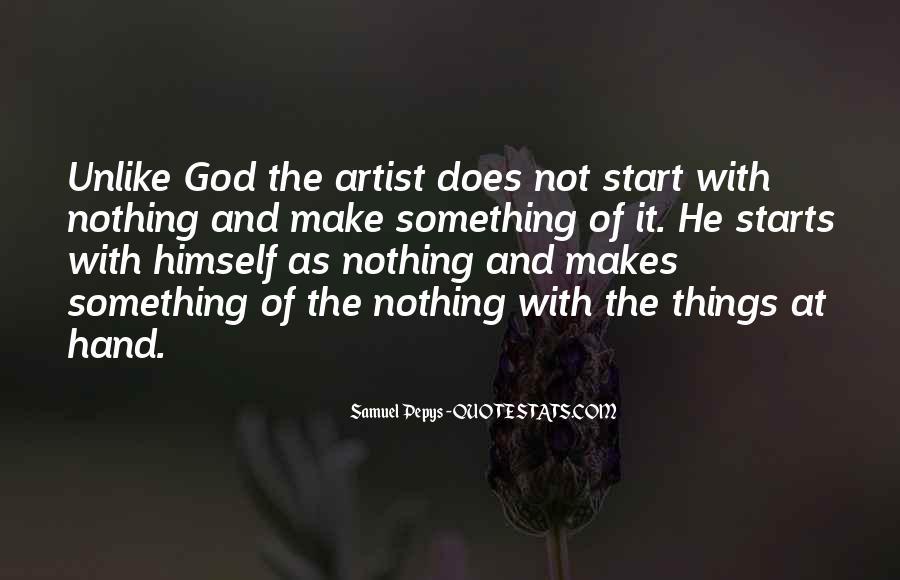 Hand Of God Sayings #335925