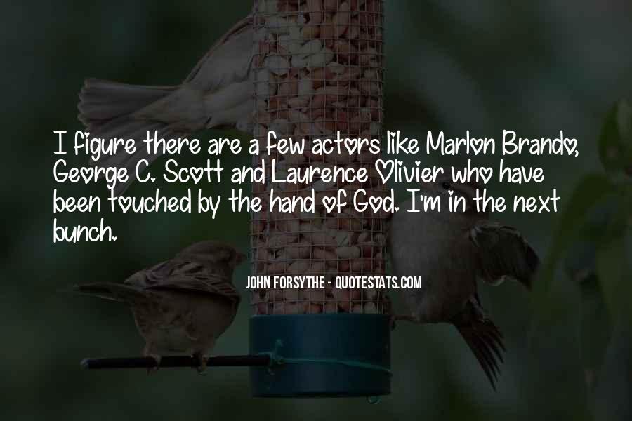 Hand Of God Sayings #371711