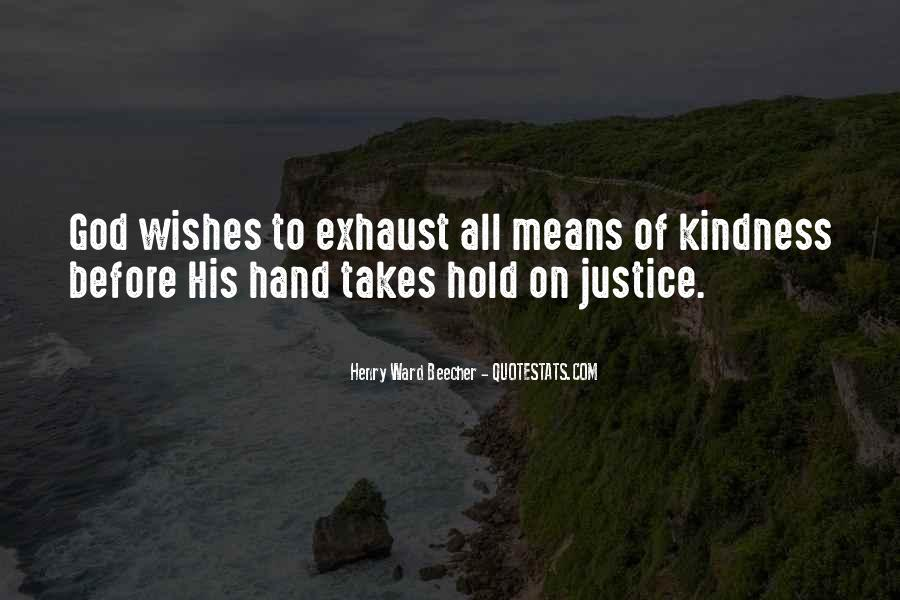 Hand Of God Sayings #399569