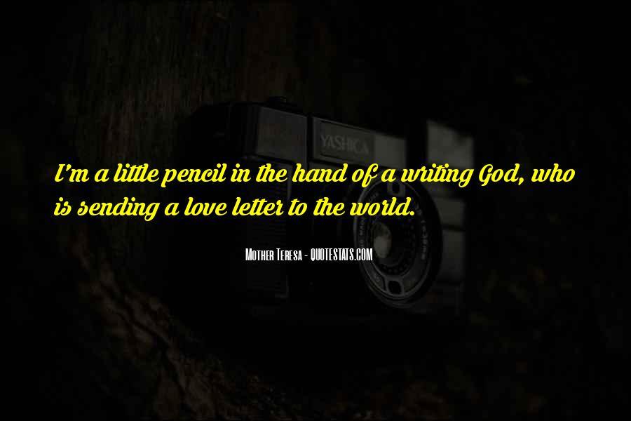 Hand Of God Sayings #63924