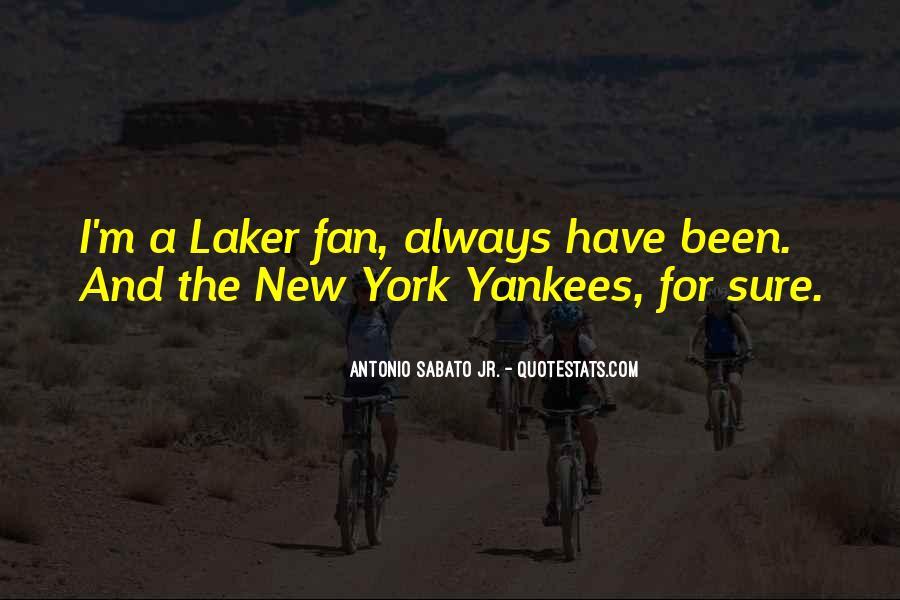 Laker Fan Sayings #1500737
