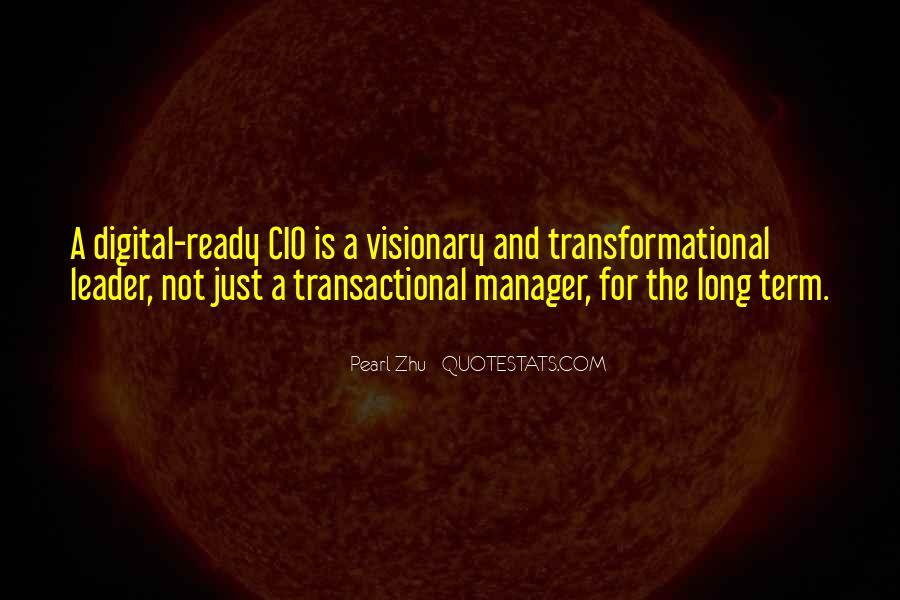 Management Leader Sayings #1337167