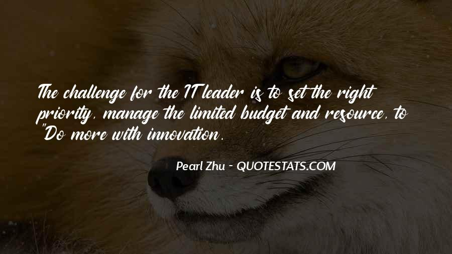 Management Leader Sayings #1380552