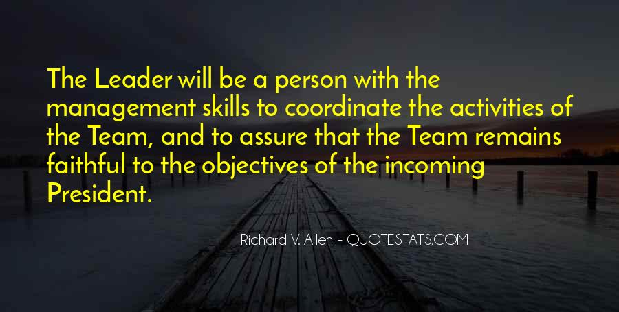 Management Leader Sayings #1611077