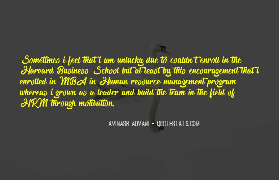 Management Leader Sayings #1646277