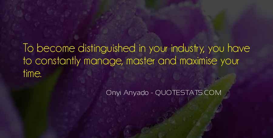 Management Leader Sayings #2075