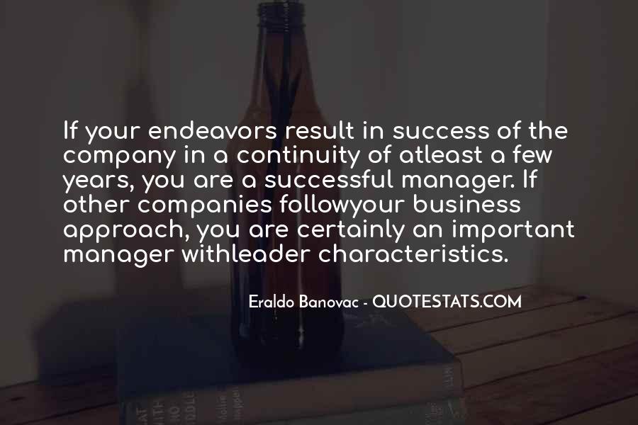 Management Leader Sayings #26188