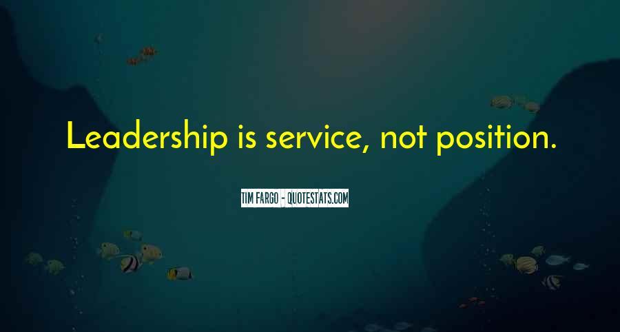 Management Leader Sayings #835437
