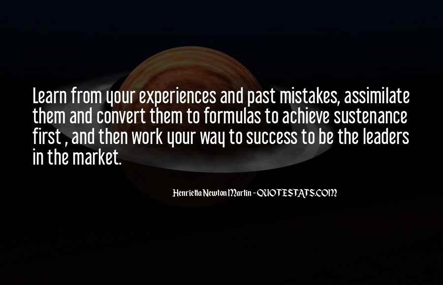 Management Leader Sayings #947396