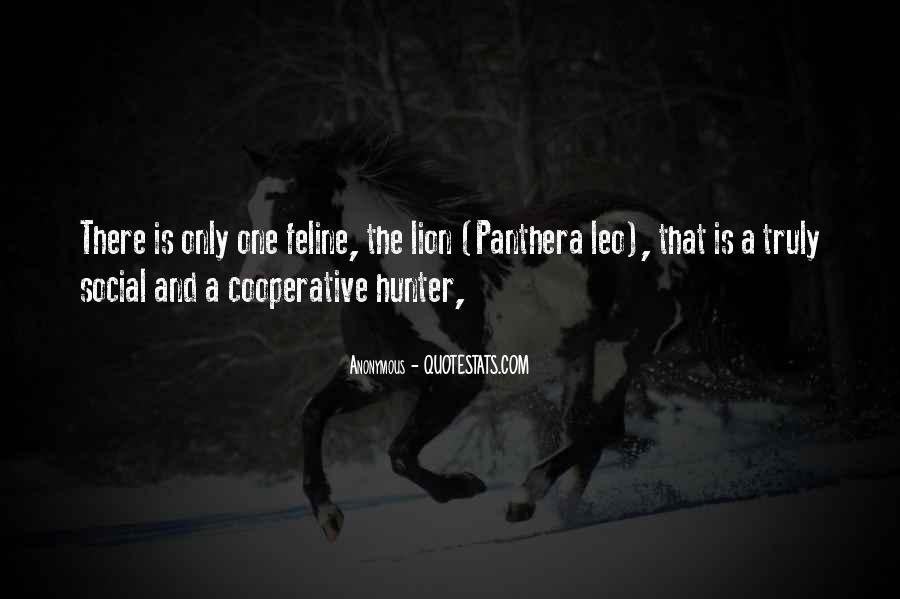 Quotes About Leo The Lion #31399