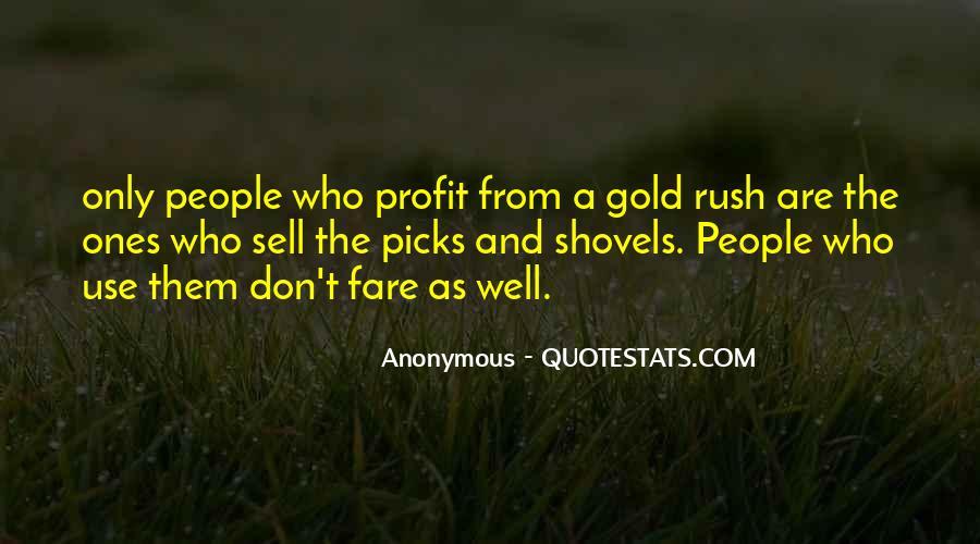 Quotes About Shovels #1077377
