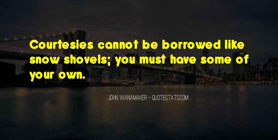 Quotes About Shovels #1716047