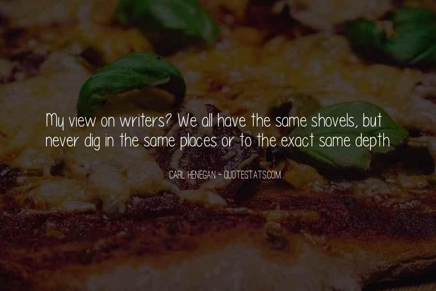 Quotes About Shovels #657016