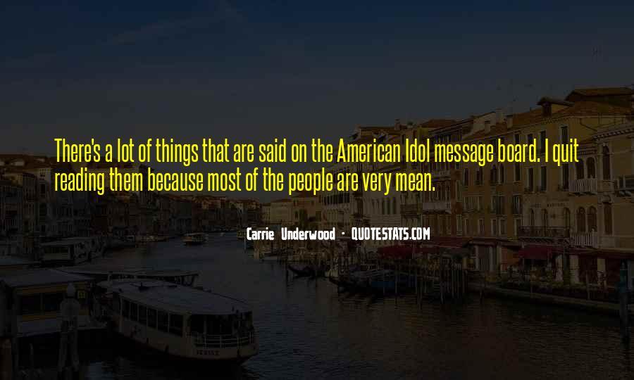 Message Board Sayings #1561372