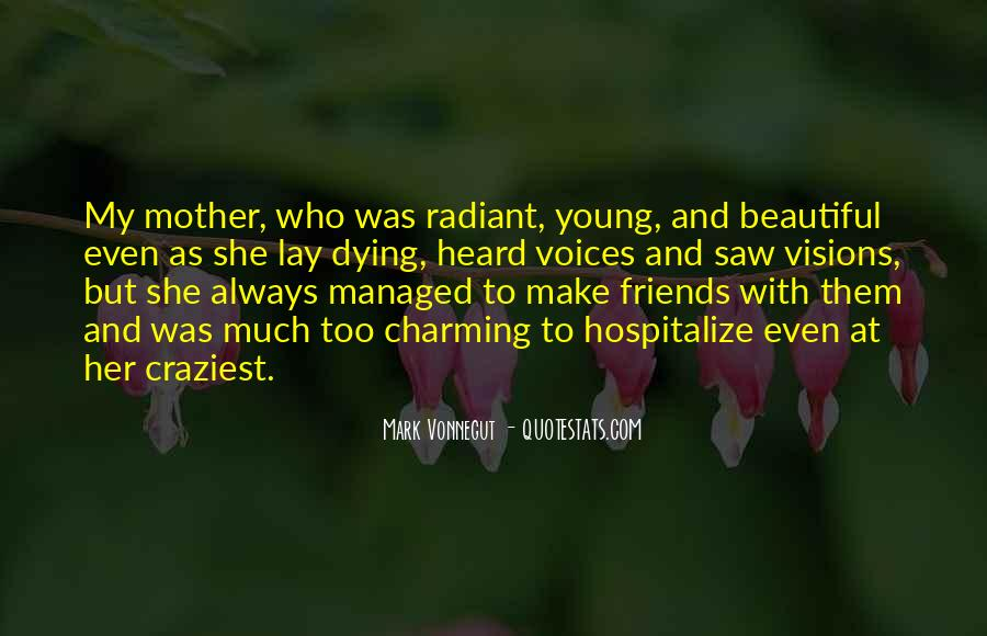 Quotes About Young Friends Dying #34939