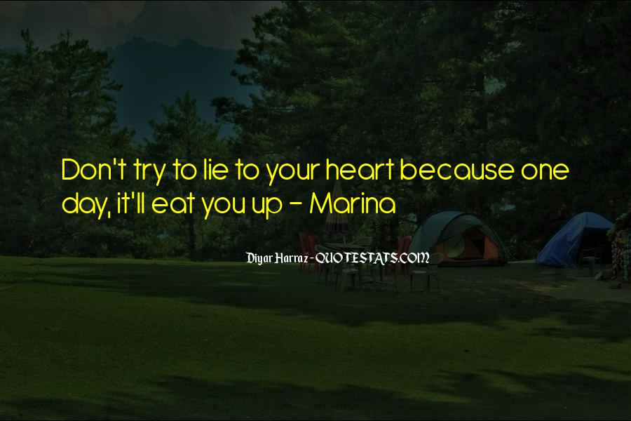 One Heart Quotes Sayings #1510919