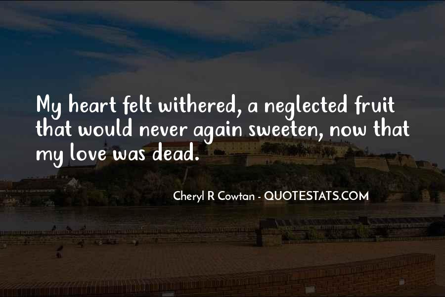 One Heart Quotes Sayings #409620