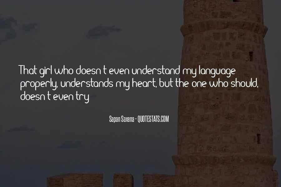 One Heart Quotes Sayings #788912