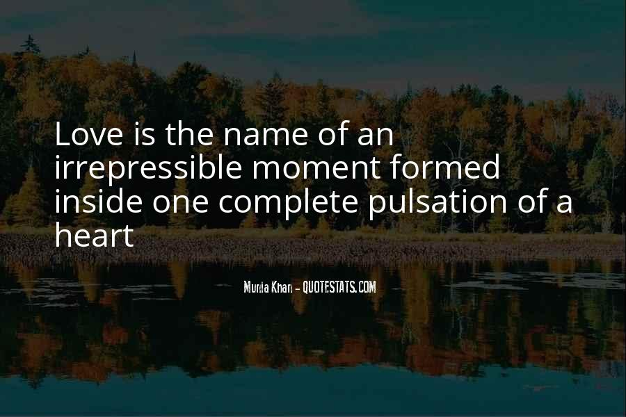 One Heart Quotes Sayings #828568
