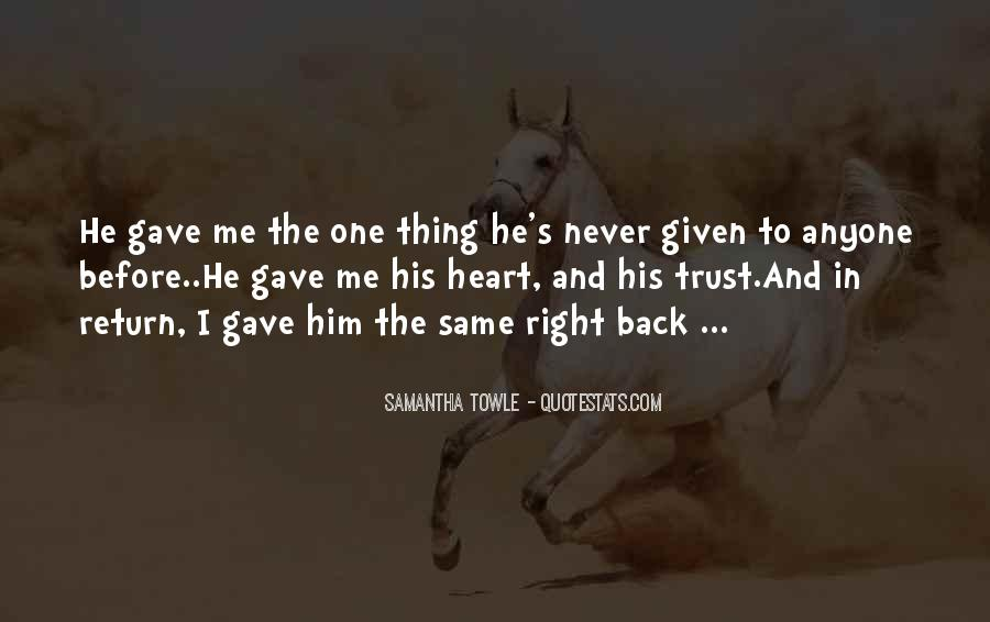 One Heart Quotes Sayings #937522