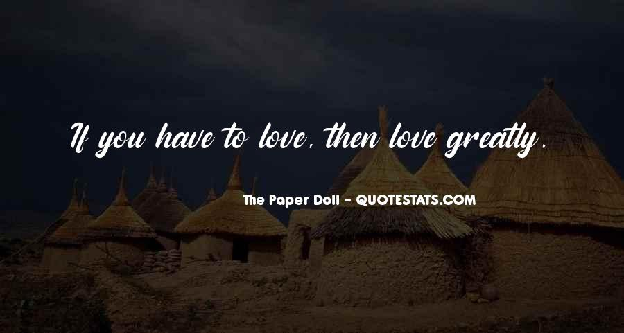 Paper Quotes And Sayings #1139762
