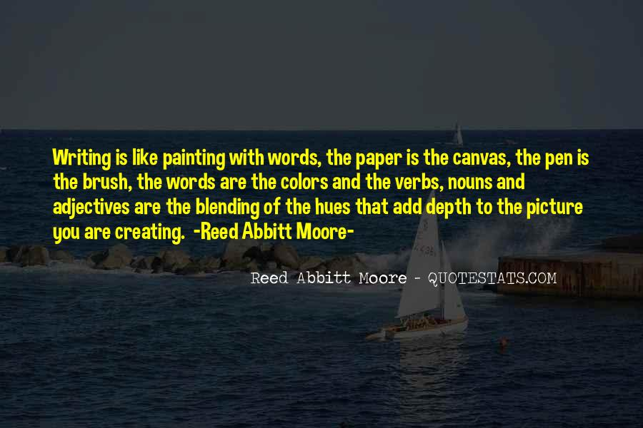 Paper Quotes And Sayings #1608727