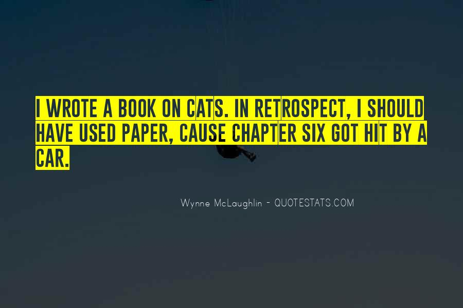 Paper Quotes And Sayings #387061