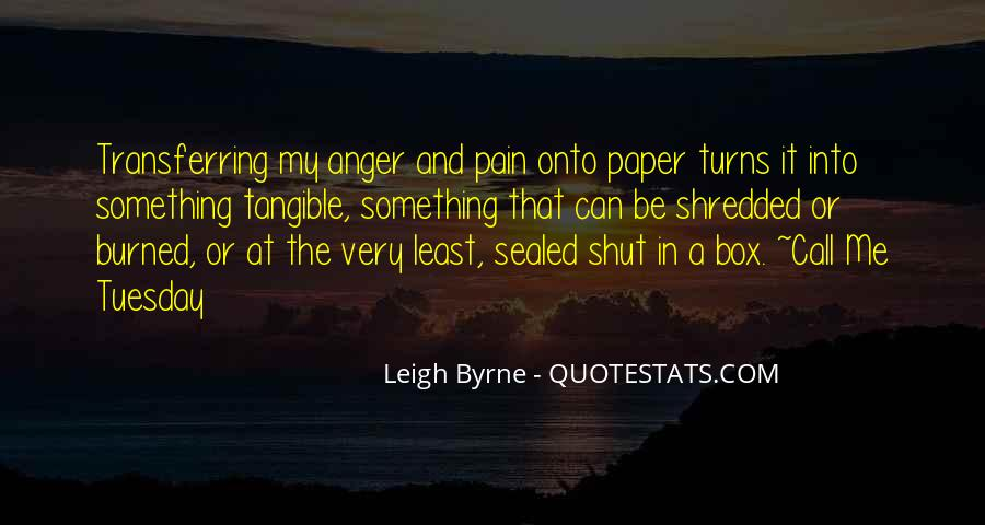 Paper Quotes And Sayings #412055